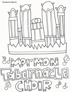 general conference coloring pages General Conference   Religious Doodles general conference coloring pages